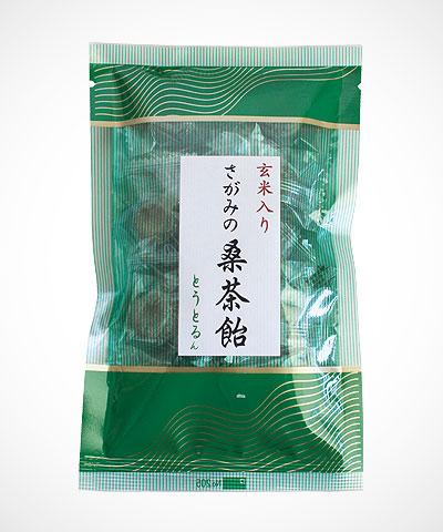 さがみの桑茶とうとるん item004玄米入りさがみの桑茶飴